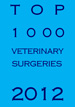 Beech House Vets - Top 1000 Vet Practices Award